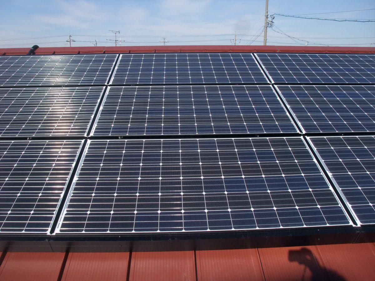太陽光発電・省エネ機器の利用