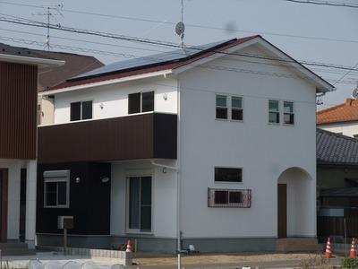 江南市高屋の家