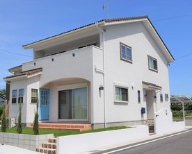 岩倉市井上の家