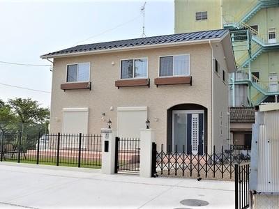 犬山市羽黒の家