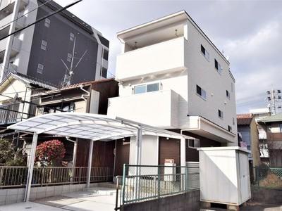 名古屋市中村区の家