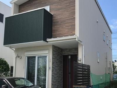 稲沢市の家