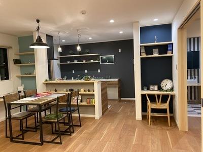木 曽 川 モ デ ル ハウス 北欧デザインの家のサムネイル